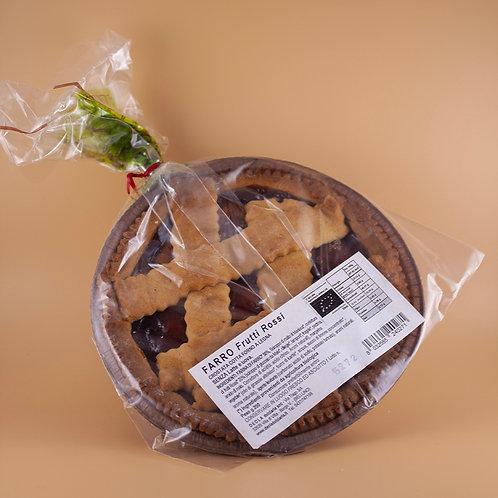 Crostatina di Farro e Frutti Rossi 200g