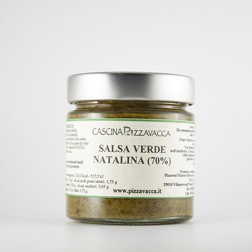 Salsa Verde Natalina 220g