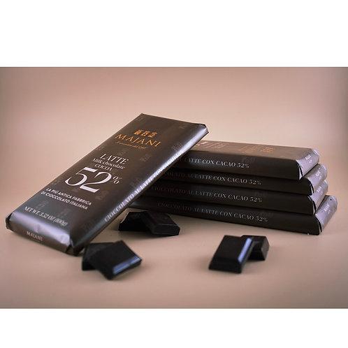 Tavoletta di Cioccolato al Latte 52% 100g