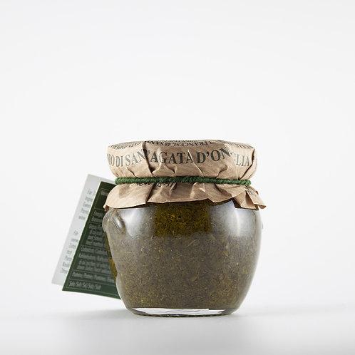 Pesto alla Ligure con aglio 90g