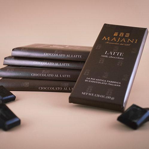 Tavoletta di Cioccolato al Latte 50g