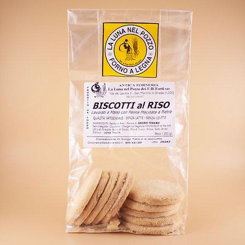 Biscotti di Riso 200g