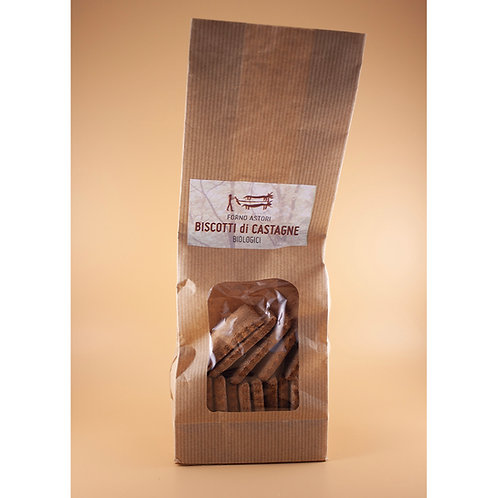 Biscotti di Castagne 250g