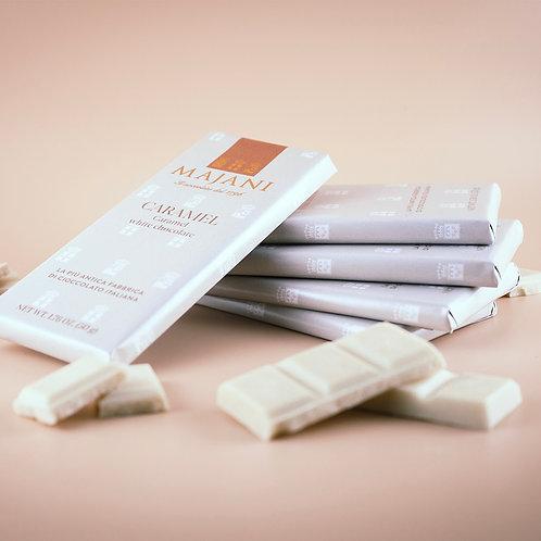 Tavoletta di Cioccolato al Caramello 50g