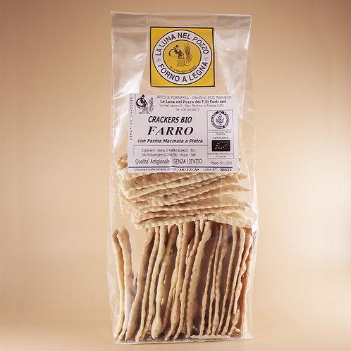Crackers di Farro 200g
