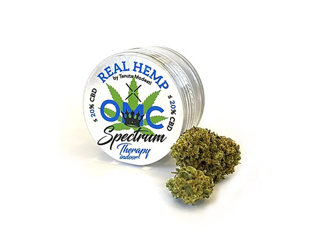 Real Hemp X Omc Clothing
