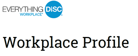 DiSC Workplace Profiling