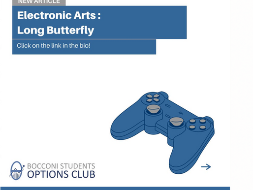 Electronic Arts : Long Butterfly