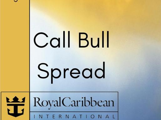 Royal Caribbean: Call Bull Spread