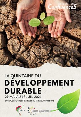Quinzaine du développement durable