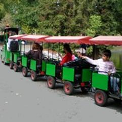 Spectacle Guignol et petit train au Parc Bordelais