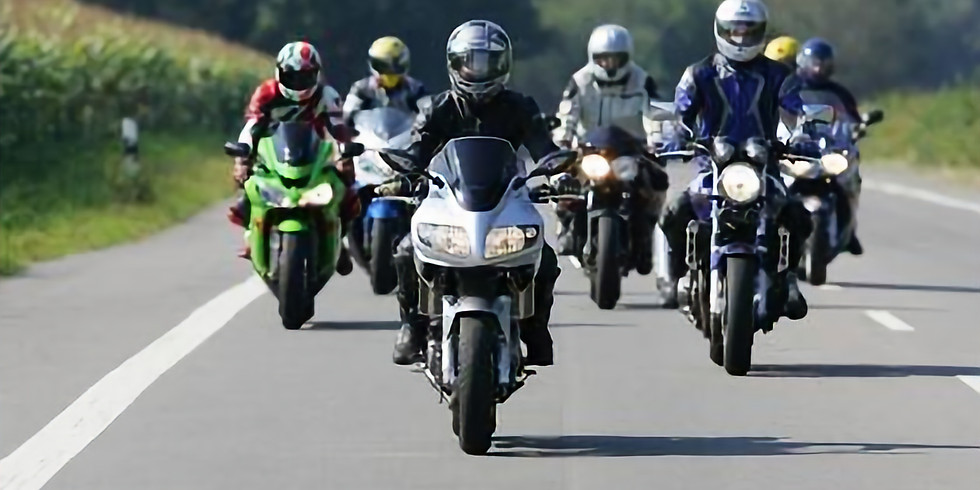 Motorradtour Am ersten 01.05.2021