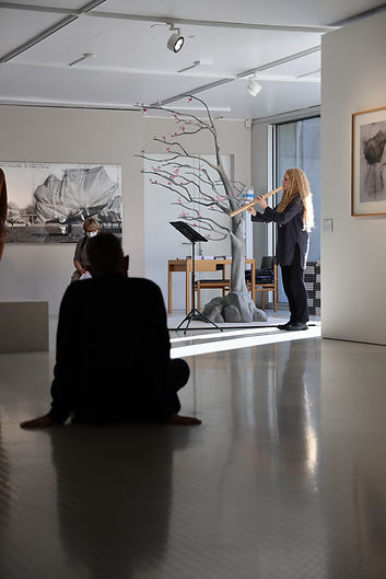 Tree Connechtions - Klaus Littmann ©KBH.G ©Westside Room