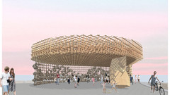 Barangaroo Pier Pavilion