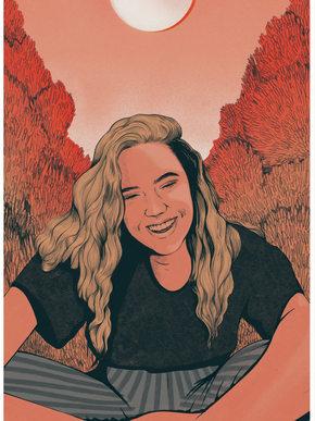 Portrait of Hollie