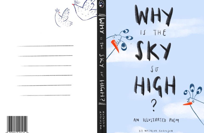 Why is the sky so high?