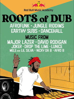 Roots of Dub Poster