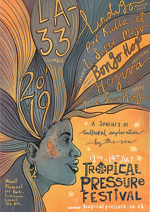 Tropical Pressure