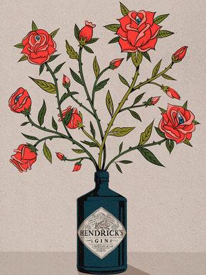 Hendricks & Roses