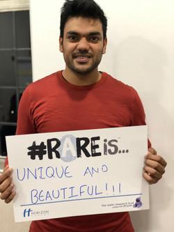 sherkhar #RAREis
