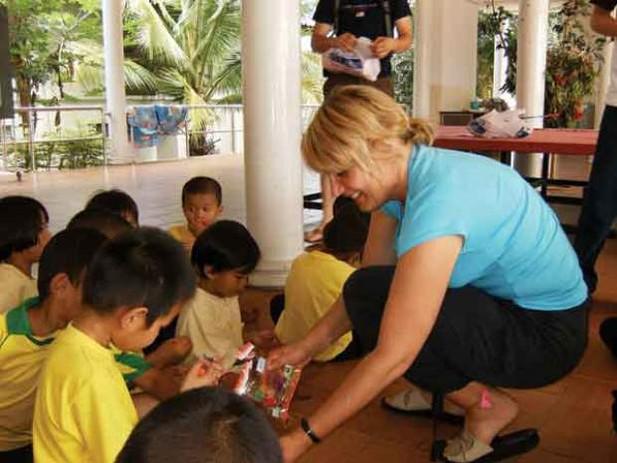 Thailand volunteer trip
