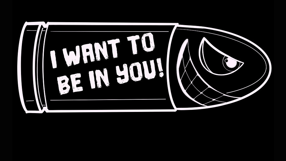 I want to be in you T-Shirt