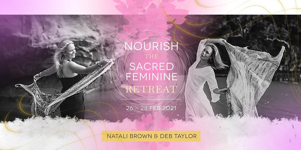 Nourish The Sacred Feminine Retreat