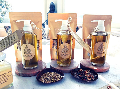 Infused Body Oils - Massage or Abhyanga