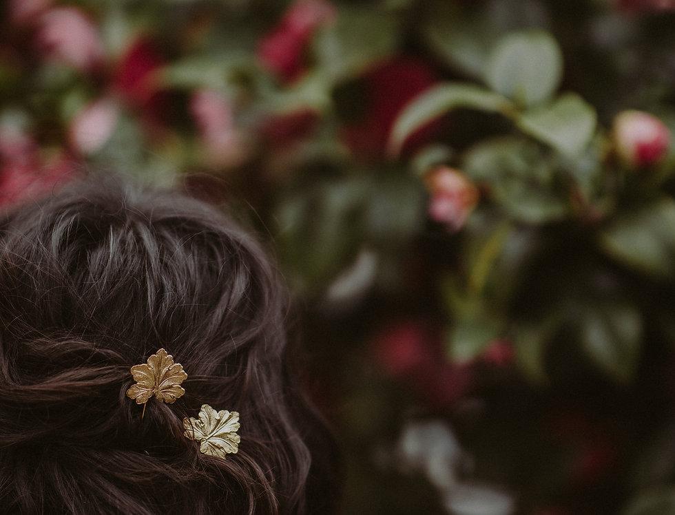 Pic à cheveux Flore