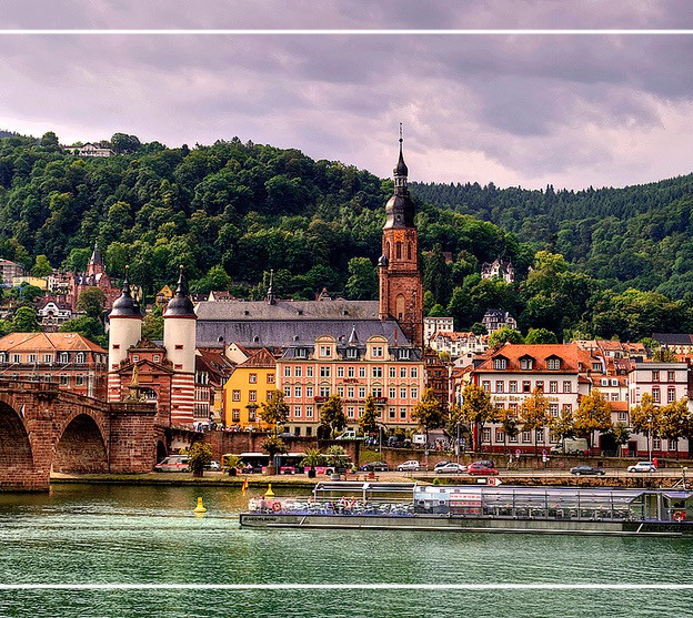 2005 - 2008 | Heidelberg, Alemania