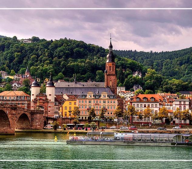 2005 - 2008 | Heidelberg, Deutschland