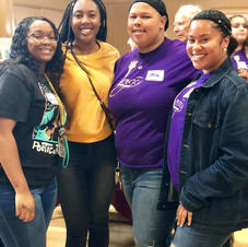 HSU's Legacy Ladies