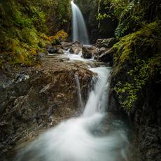 Avalanche Peak Lower Falls
