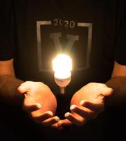 Isolation Aphabet Day 9: 'I' - Illuminated