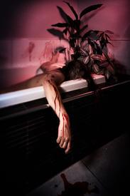 Isolation Aphabet Day 2: 'B' - Bloodbath!