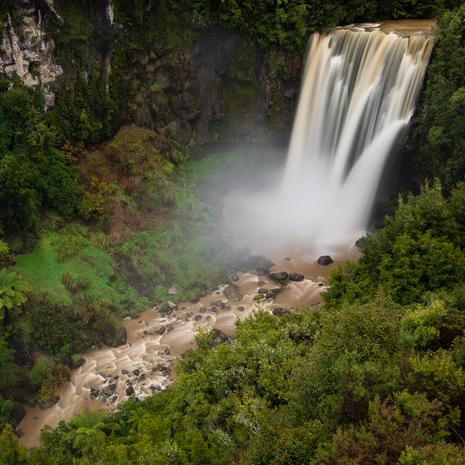 Omaru Falls