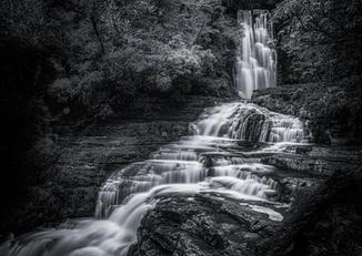 Upper McLeans Falls