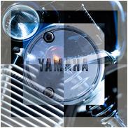 Isolation Aphabet Day 25: 'Y' Yamaha