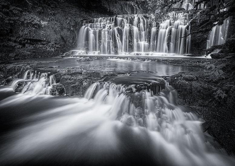 Purakauinui Falls II