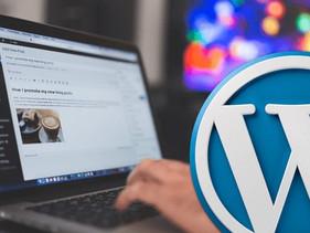 5 tipos de websites en Wordpress