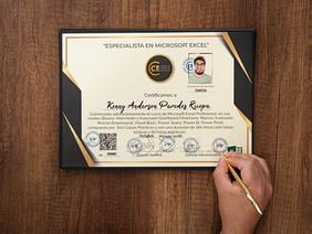Obtén tu certificado internacional de la Cámara de Comercio Exterior