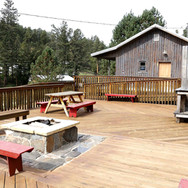 Deck for Gatherings