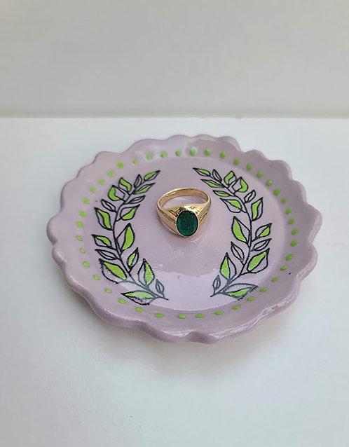 Lilac Dish