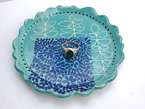 Jade Leaf Dish