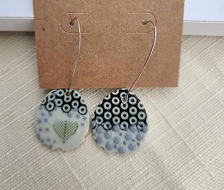 Funky Dot Earrings