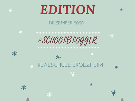Winteredition der #SCHOOLBLOGGER