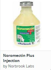 This is the generic version (slightly cheaper than ivermectin, also the plus means it can help kill lung worm)