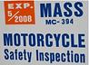 Steve's Automotive Imports Motorcycle Inspection