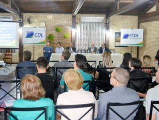 Reunião da FCDL discute reivindicações da Região Metropolitana de Tubarão