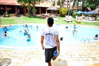 Cabanas Termas Hotel | Termas do Gravatal SC